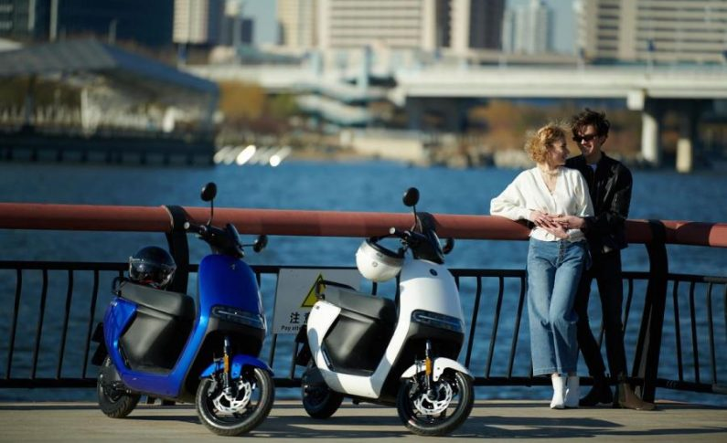 eScooter dan eMoped, Skuter Listrik Anyar Andalan Segway Ninebot