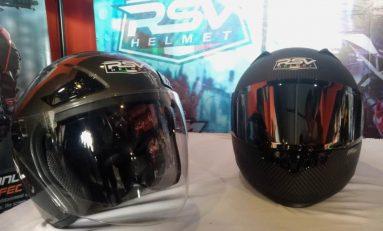 Helm RSV Luncurkan Dua Produk Terbaru