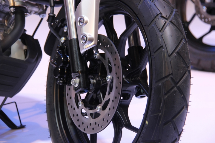 Disk depan Yamaha All New XSR 155