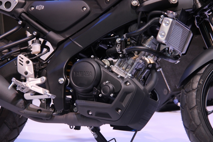 Mesin Yamaha All New XSR 155