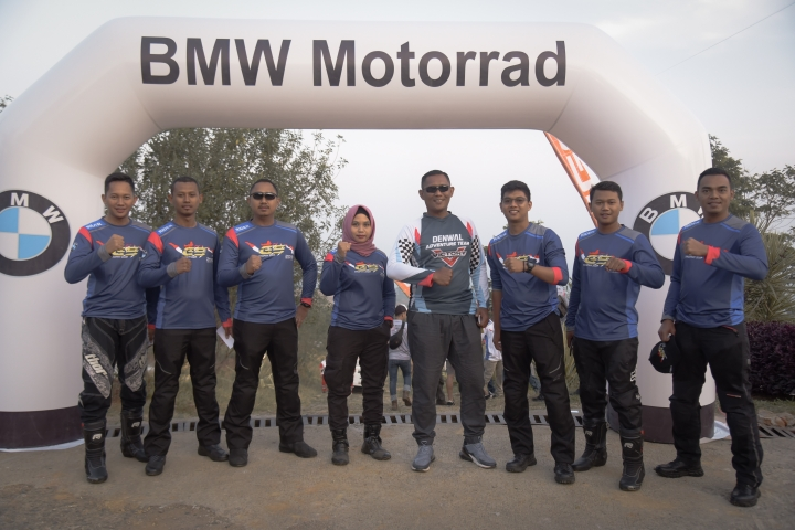 BMW Motorrad Indonesia GS Trophy Qualifier