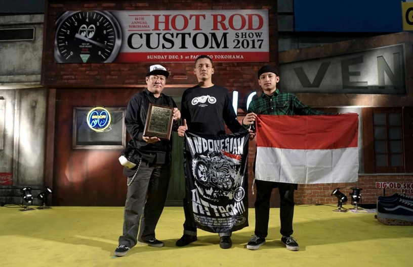 KUSTOMFEST Indonesian Attack, Puspa Kediri Custom