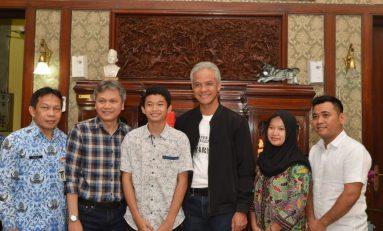 Fadilah Arbi, Pebalap Purworejo Ini Dapat Dukungan Penuh Gubernur Ganjar Pranowo