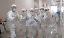 Bantu Perangi Corona, FORWOT Berikan Donasi Pengadaan APD