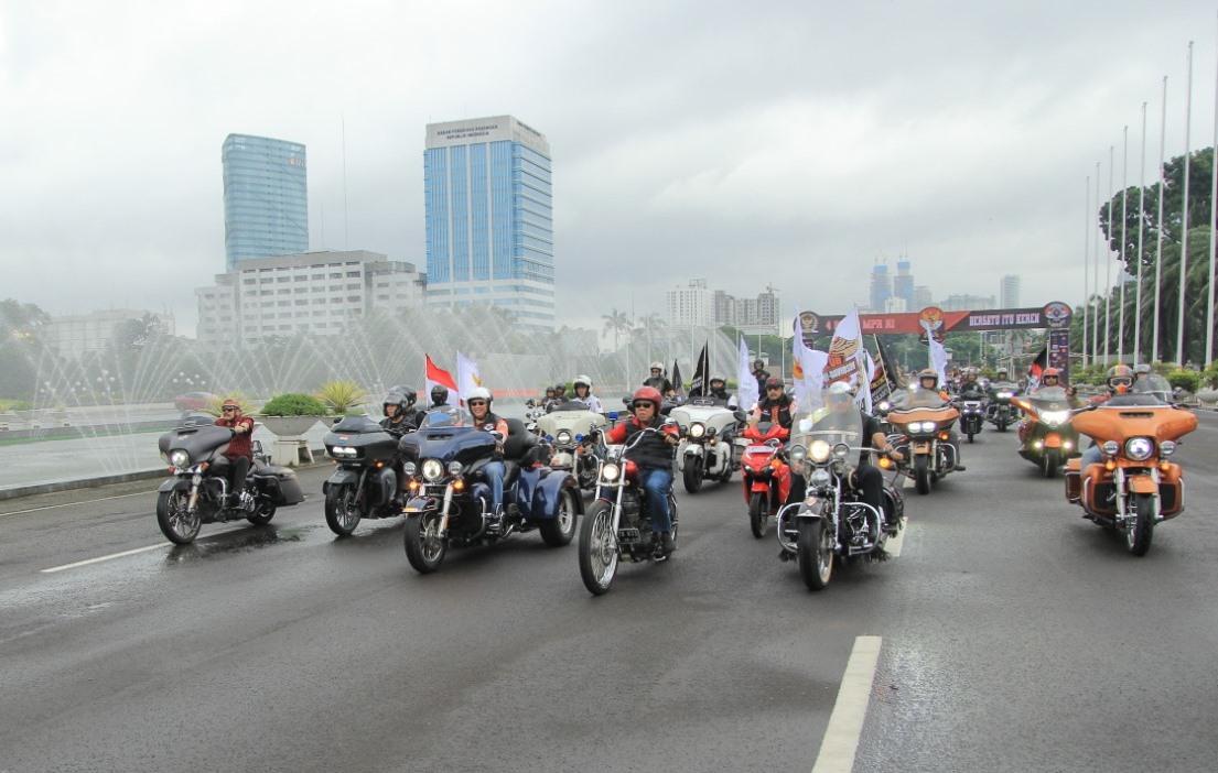 Aturan Ganjil Genap Kini Berlaku untuk Sepeda Motor