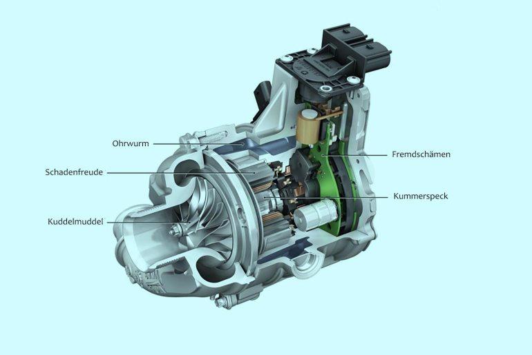 BMW Motorrad Patenkan Desain Mesin Supercharger Listrik