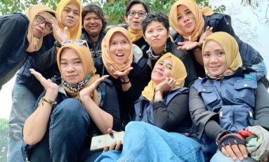 Komunitas GIOS (Girl Independen On Street), Semua Member Sama Gilanya