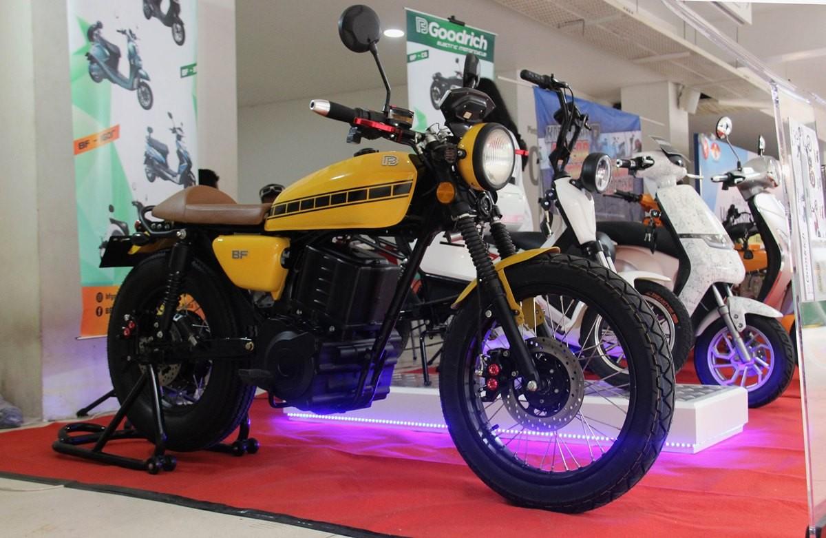 IIMS Motobike 2020 Hadirkan Kompetisi Custom Motor Listrik