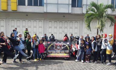 Halal Bihalal Maxi Riders Community (MRC) di Era Corona