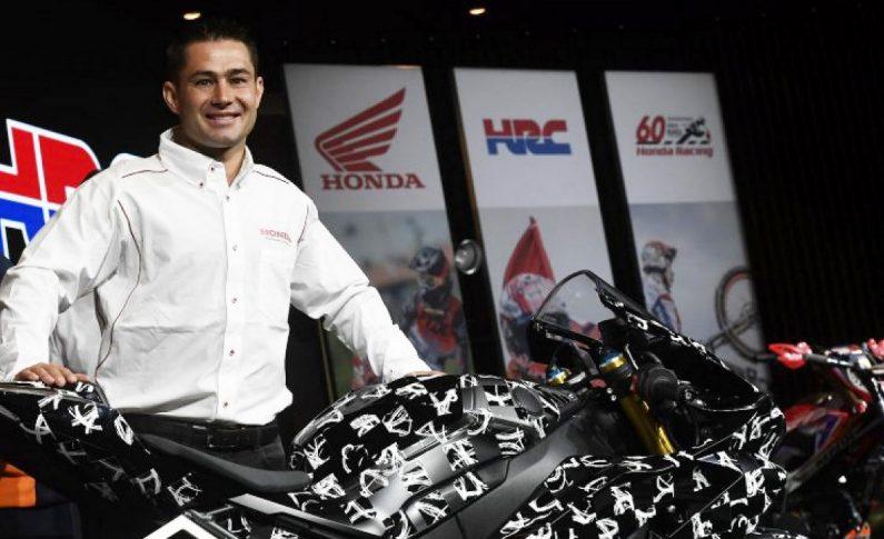 Hengkang dari Kawasaki, Leon Haslam Temani Alvaro Bautista di Honda Untuk WBSK 2020