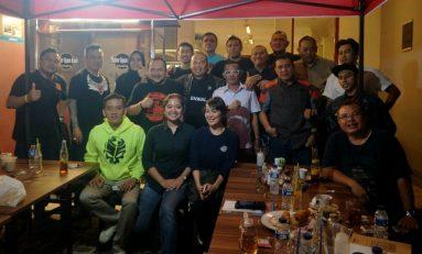 Kopdar Mingguan MBI DKI Jakarta Sambangi Bubur Ayam Abah Samali 36