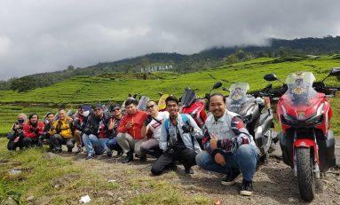 Touring Wisata HAI Palembang Eksplorasi Pagar Alam dan Bengkulu