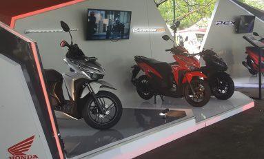 Bukan Hanya di Indonesia, Honda Vario Juga Laris Manis di Luar Negeri