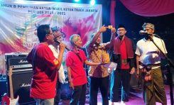Ulang Tahun ke-16, Trail Adventure Community (Track) Jakarta Gelar Pemilihan Ketua