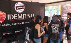 Hadir Perdana di Indoclub, Idemitsu Bikin Kejutan
