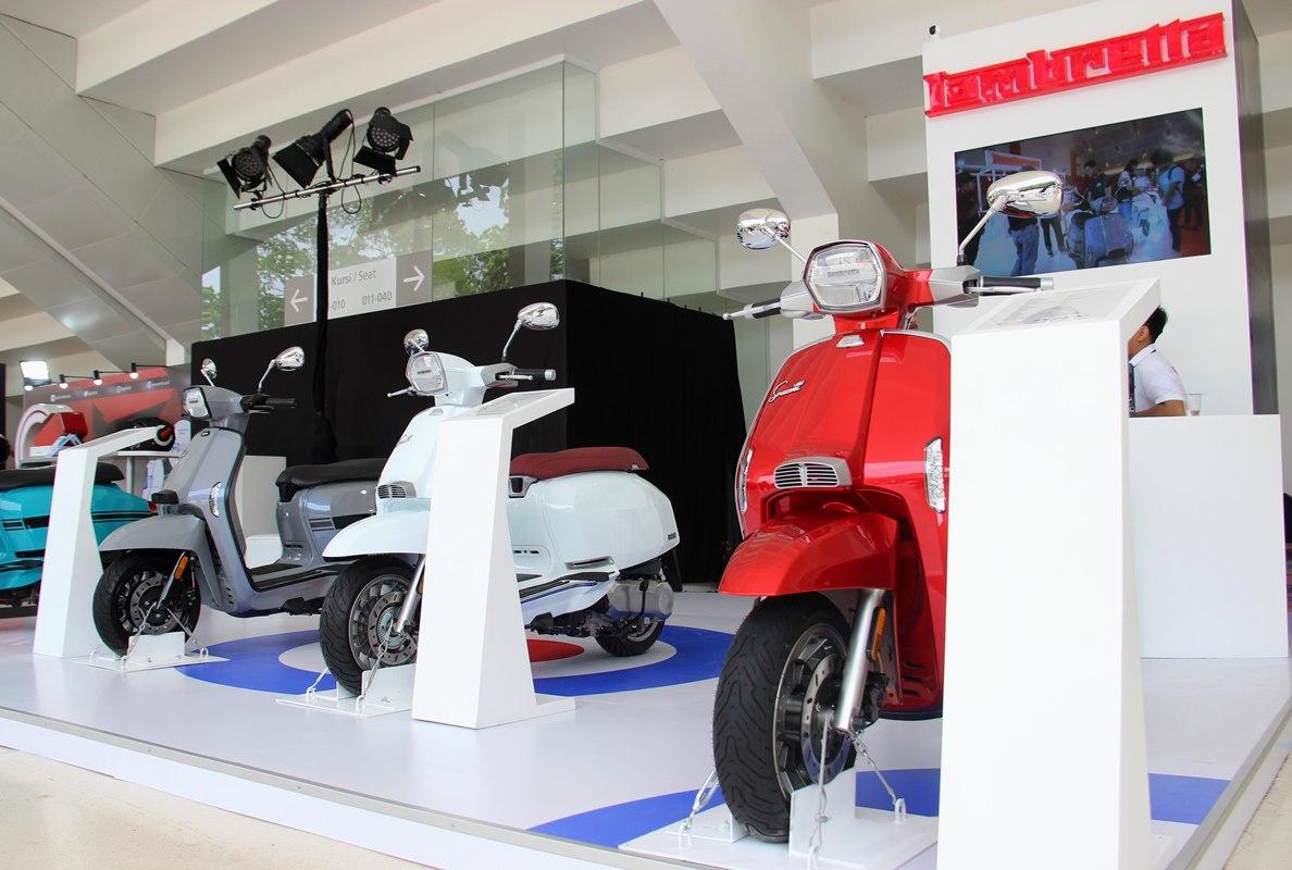 Gelaran Perdana IIMS Motobike Expo 2019 Tuai Tanggapan Positif