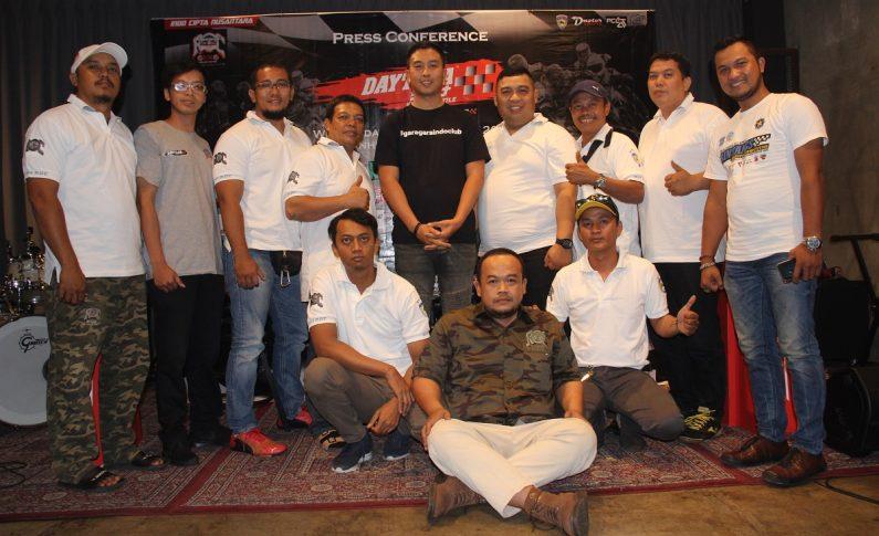 Grand Final Daytona Indoclub Championship 2019 Gandeng Bikers BM-ROC