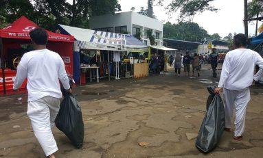 Tim Putih Indoclub Bikin Kinclong Sirkuit Balap