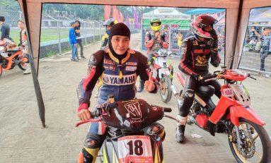Perdana Balapan Indoclub, Inuk Blazer Menebar Ancaman