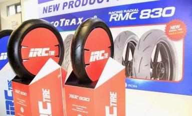 IRC Luncurkan Ban Radial RMC830, Bisa Untuk Balap dan Harian