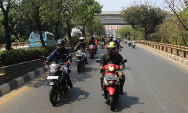 Status PSBB Jakarta Batasi Gerak Bikers. Melanggar Denda Rp100 Juta atau Penjara 1 Tahun