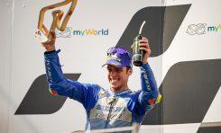Debut Podium Joan Mir di MotoGP Austria, Ulangi Sukses Saat Balap Moto3