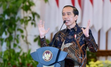 Jokowi Resmi Buka Pameran Mobil dan Motor IIMS Hybrid 2021