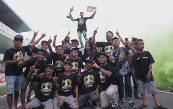 Aqiela, Tim Asal Jogja Juara Umum Indoclub 2019