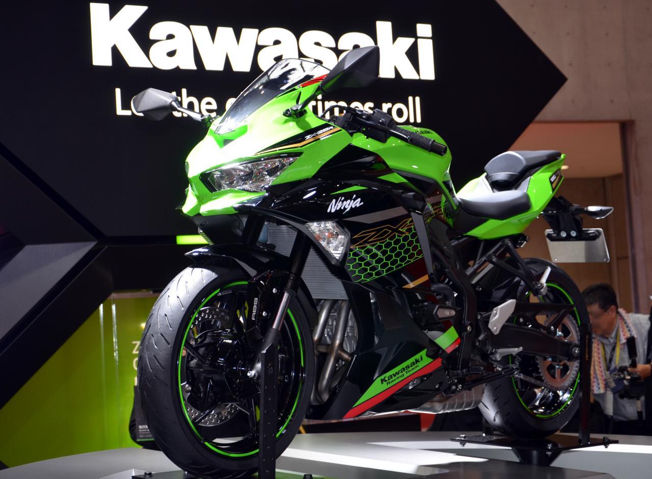 Kawasaki Bocorkan Informasi Soal Peluncuran Ninja ZX-25R di Indonesia