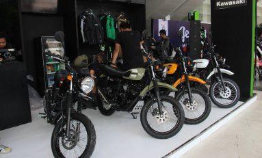 Keuntungan Konsumen Beli Kawasaki W175TR di IIMS Motobike