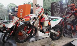 Galeri Foto KTM 450 EXC-F Six Days Portugal Edition yang Hanya 10 Unit di Indonesia