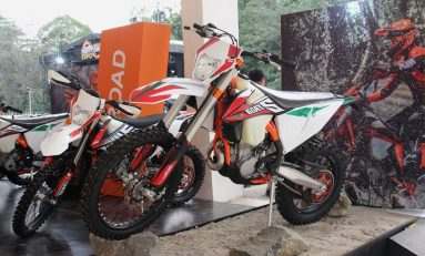 Galeri Foto KTM 450 EXC-F Six Days Portugal Edition yang Hanya 10 Unit di Indonesia