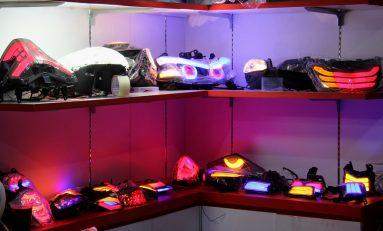 Lampu LED dan Projie dari JPA Bikin Tampilan Motor Makin Eye Catching