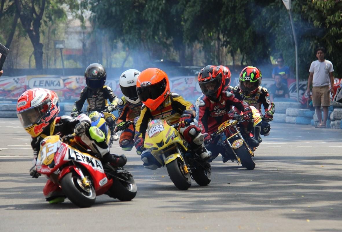 Sempat Tertunda, Balap LENKA MiniGP Cup Prix 2020 Siap Gaspol Lagi