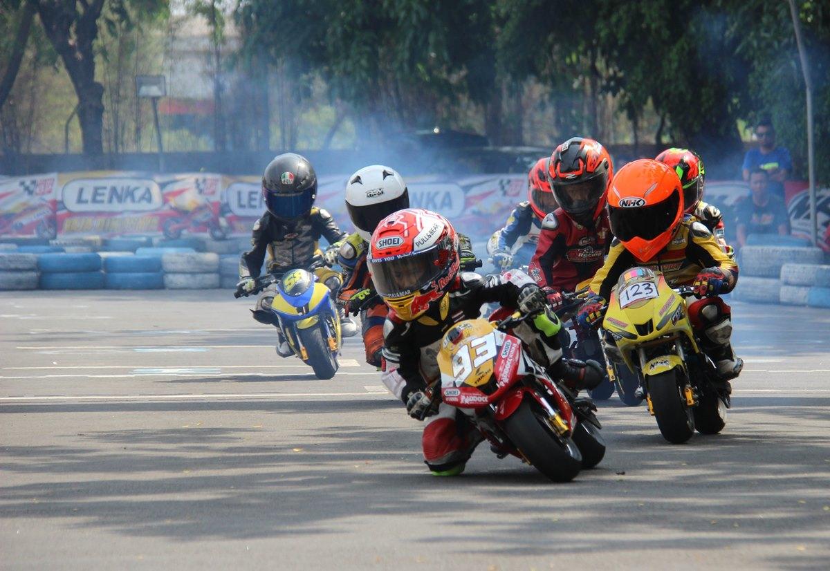 Hasil Lengkap Seri 3 LENKA MiniGP Cup Prix 2019
