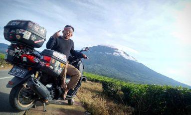 Kisah Touring Bikers dari Jambi ke Mekkah Siap Jadi Film dan Buku