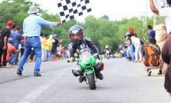 Menanti Tampilan Perdana M. Nazril Ipang di LENKA MiniGP Cup Prix 2020