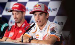 Ducati Minta Marquez Gabung Timnya, Gantikan Dovizioso?