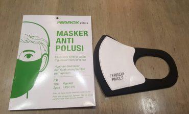 Dampak Virus Corona, Penjualan Masker Ferrox Melonjak