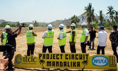 Menpar Arief Yahya Optimis Sirkuit Mandalika Siap Gelar MotoGP Indonesia 2021