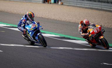 Kemenangan Dramatis Alex Rins di MotoGP Silverstone