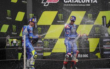 Suzuki Ecstar Team Makin Perlihatkan Taji di MotoGP
