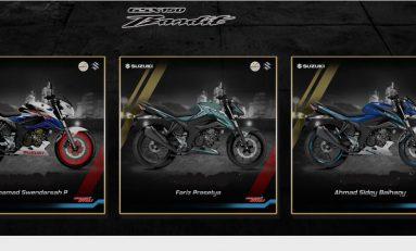 3 Modifikasi Terbaik Suzuki GSX150 Bandit Karya Bikers