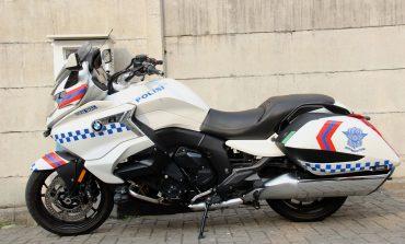 Motor Dipakai Polisi, BMW Motorrad Indonesia: Tak Ada Yang Spesial