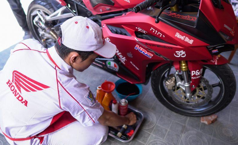 Bikers Honda di Jawa Timur Dapat Layanan Khusus dari MPM