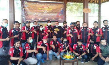 Dhika Noviansyah Kembali Pimpin ARCI Regional Jawa Barat