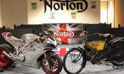 Diakuisisi TVS, Pabrik Norton Pindah Lokasi