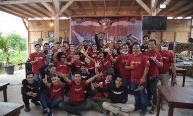 Makin Eksis, Nusantara Max Series (NMS) Mataram Resmi Deklarasi di HUT ke-1 NMS Lombok