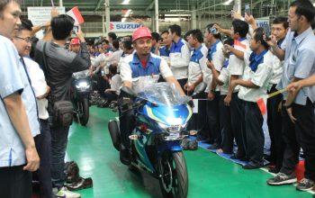 Suzuki Tutup Pabrik di Indonesia