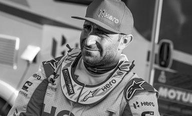 Paulo Goncalves Tewas di Rally Dakar Arab Saudi 2020